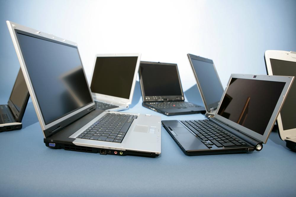 como escolher tamanho ideal de notebook